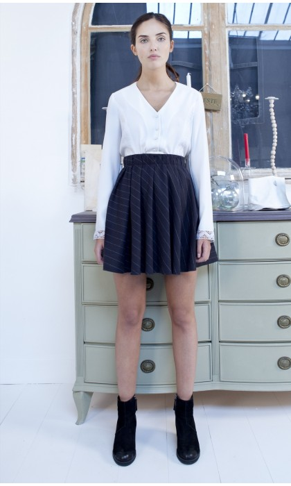 College Skirt