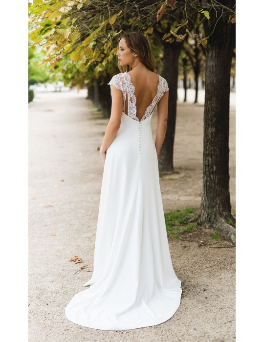Wedding dress Trianon
