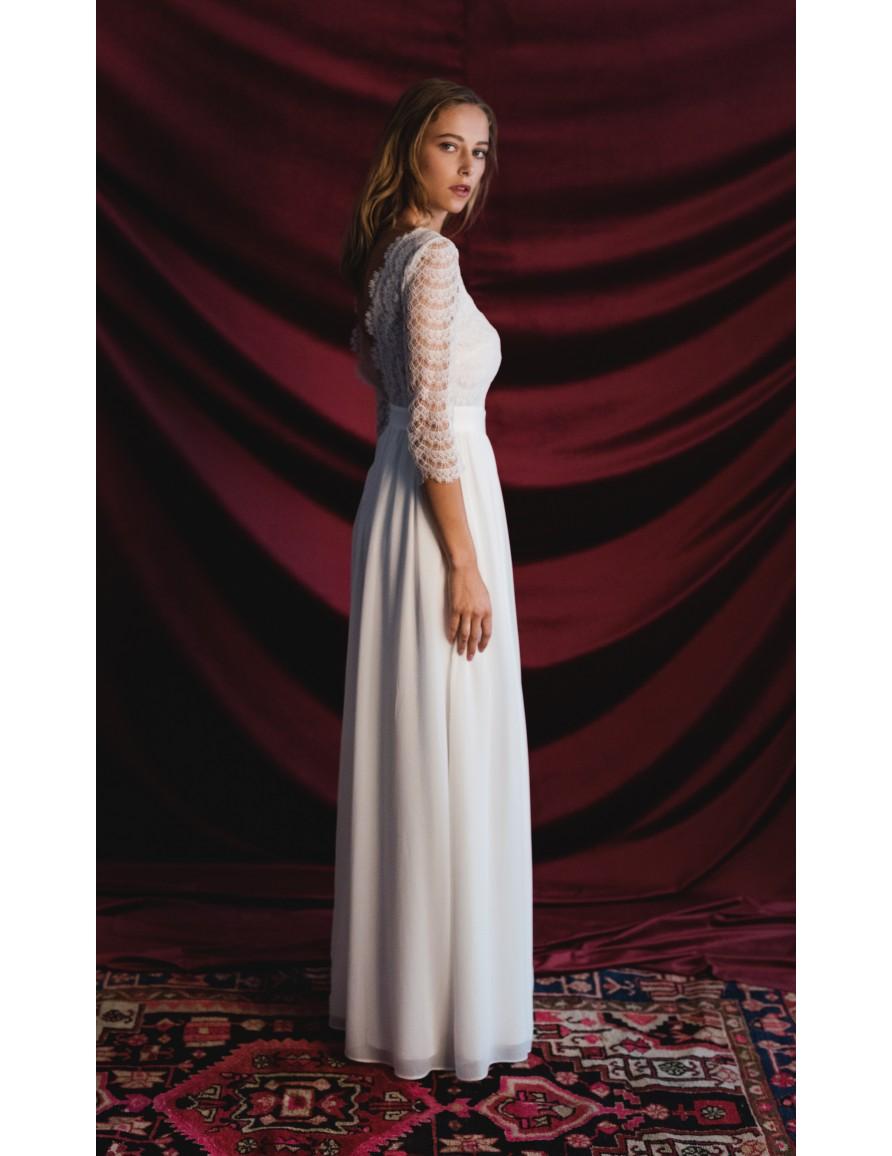Robe de mariée Joséphine