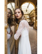 Robe de mariée Lalique
