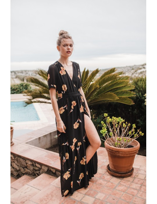 La robe Saint Tropez