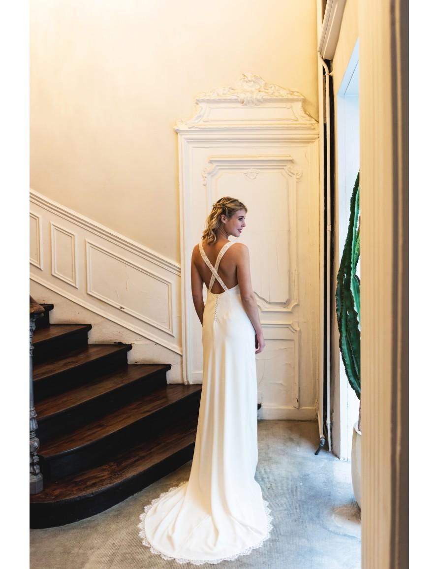 La robe de mariée Déesse