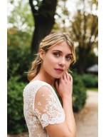 La robe de mariée Calypso