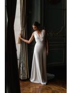 La robe de mariée Olympe