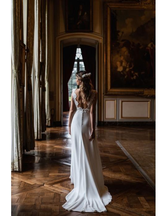 La robe de mariée Lisa Peonies