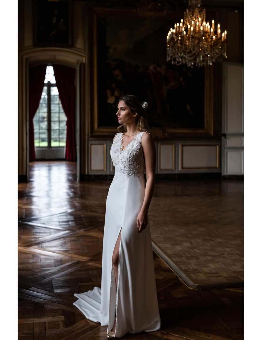 La robe de mariée Pivoine