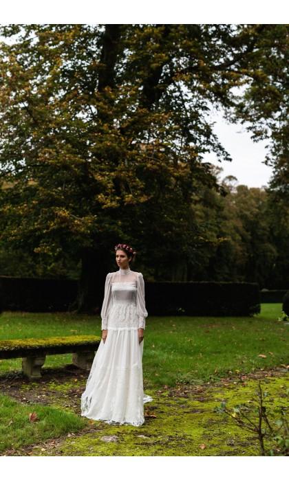 La robe de mariée Apache