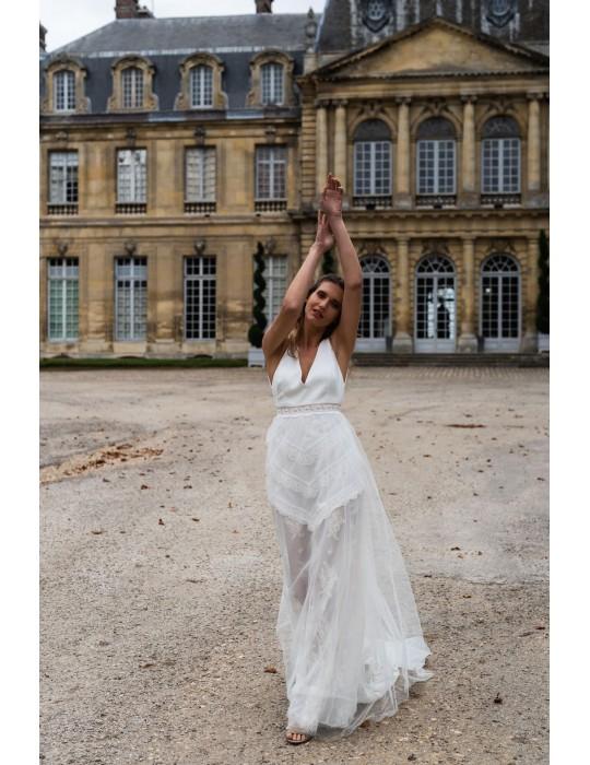 The wedding dress Marina