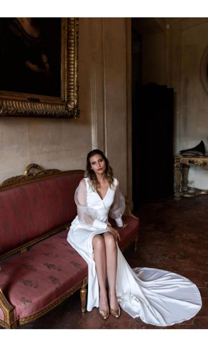 La robe de mariée Crystal