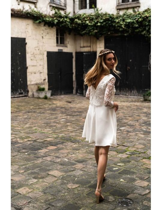 Robe Claire-Marie