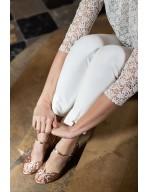 Le pantalon de la mariée