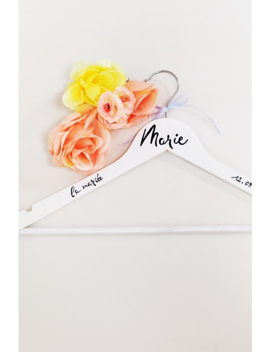 The bride hanger