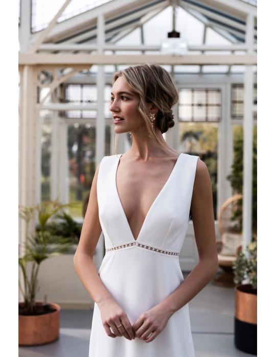 La robe de mariée Divine