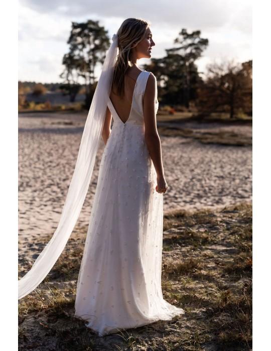 La robe de mariée Trésor