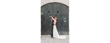 Shooting d'inspiration Elopement in Paris
