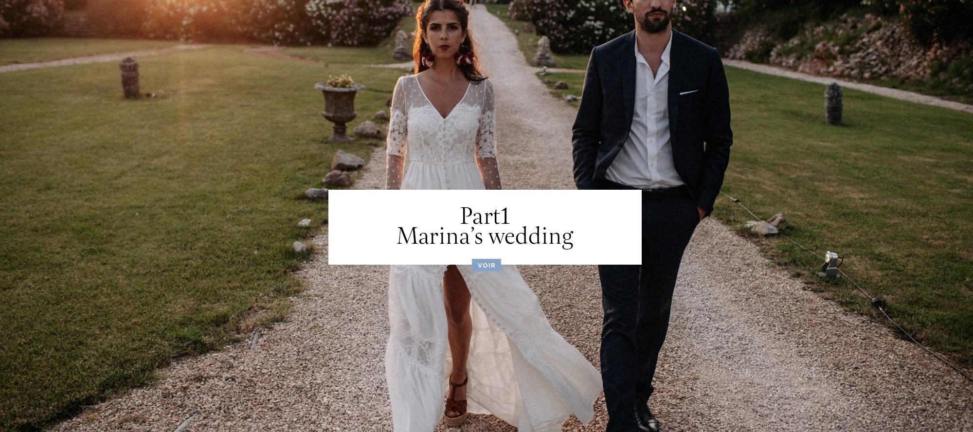 2018 Harpe mariage
