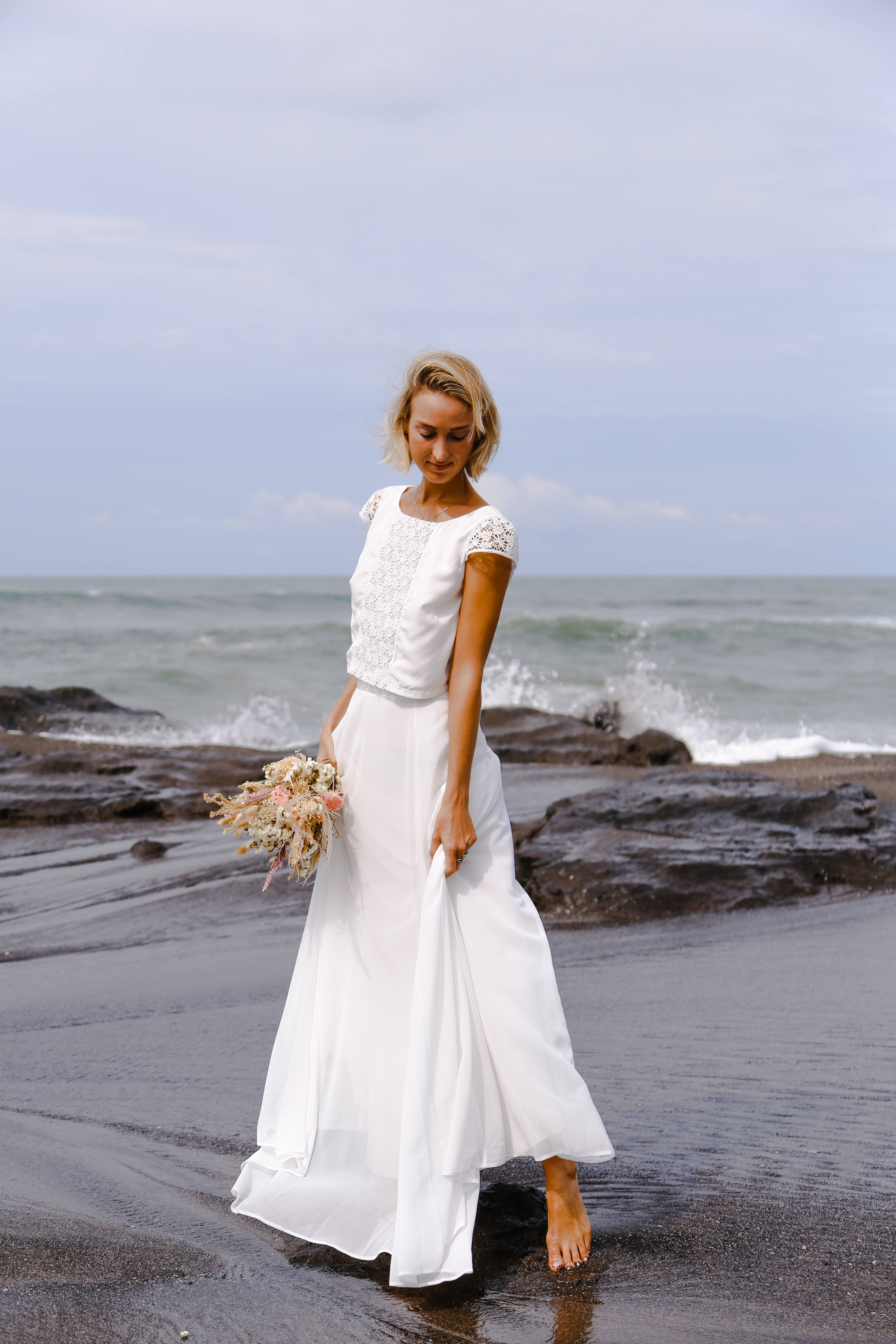Duo wedding dress Bali