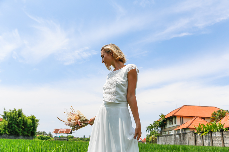 A wedding package for less than 400 euros